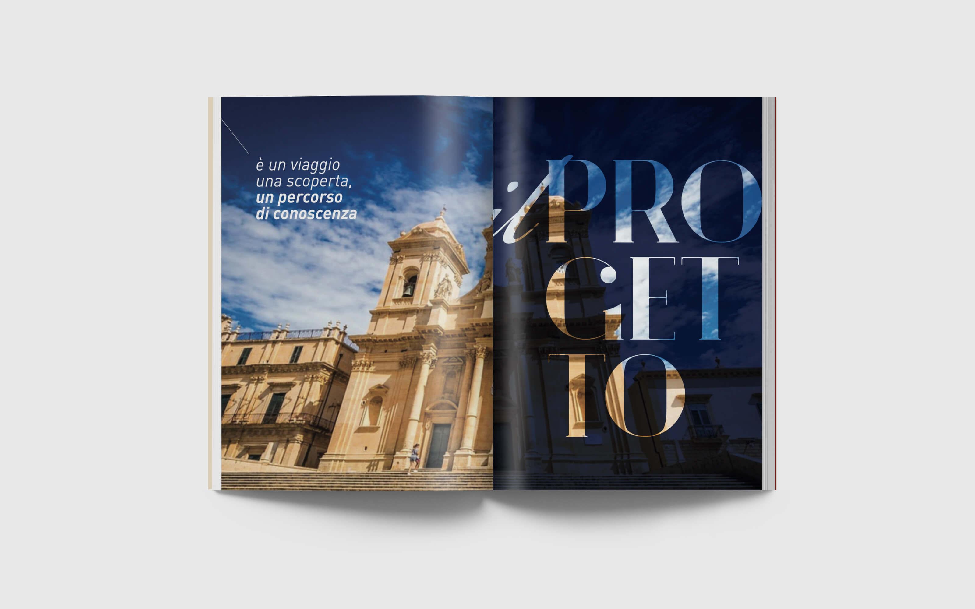 brochure itinerari per pmo travel-itinera